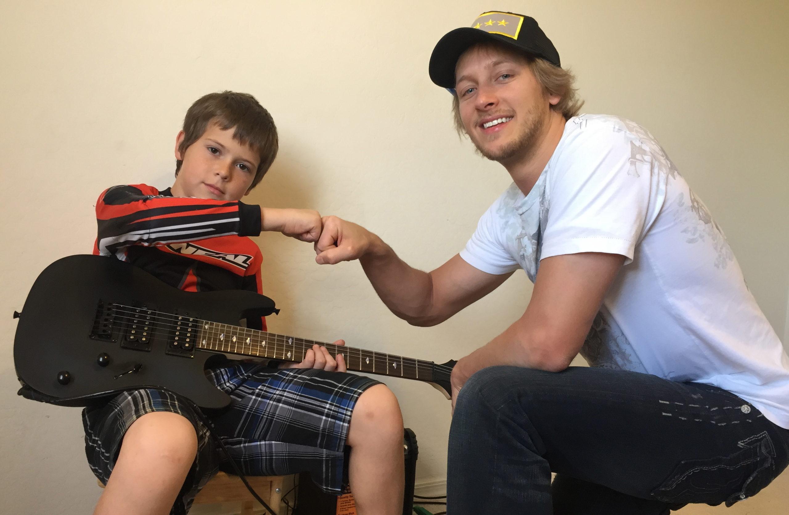 Guitar Lessons Atitjere