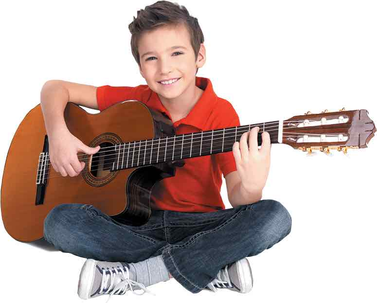 home guitar tutoring Bracalba